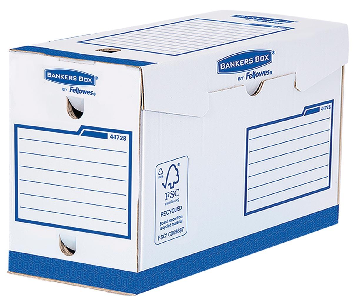 Bankers Box Basic archiefdoos, ft A4+ Heavy Duty, rug van 15 cm