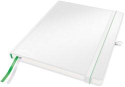 Leitz Complete notitieboek, voor ft iPad, gelijnd, wit