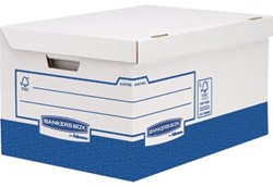Bankers Box basic containerdoos ultra heavy duty, flip top maxi