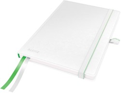 Leitz Complete notitieboek, ft A5, geruit, wit
