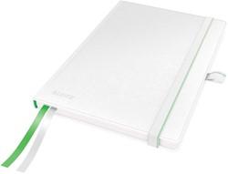 Leitz Complete notitieboek, ft A5, geruit, wit