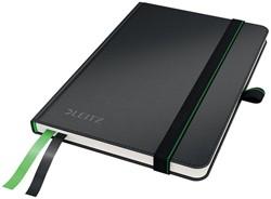 Leitz Complete notitieboek, ft A6, geruit, zwart