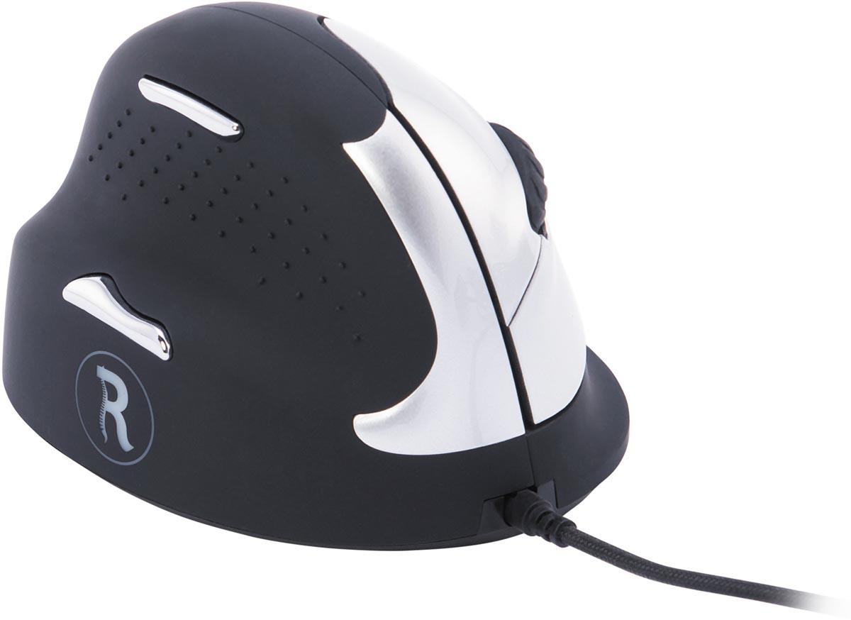 R-Go Break ergonomische muis, small/medium, voor linkshandigen
