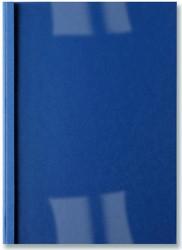 GBC thermische omslagen LeatherGrain ThermaBind ft A4, pak van 100 stuks, 3 mm, blauw