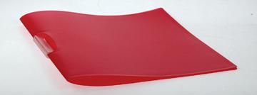 5 Star klemmap, ft A4,  rood