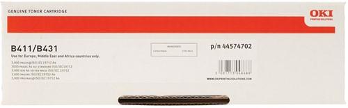 Oki Toner Kit - 3000 pagina's - 44574702