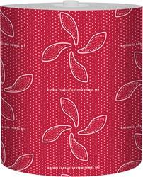 Katrin papieren handdoeken voor dispenser, 2-laags, 160 m, pak van 6 rollen