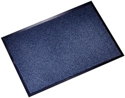 Floortex deurmat Dust Control, ft 60 x 90 cm, blauw