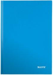 Leitz WOW notitieboek, ft A5, gelijnd, blauw