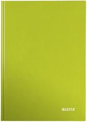 Leitz WOW notitieboek, ft A5, gelijnd, groen