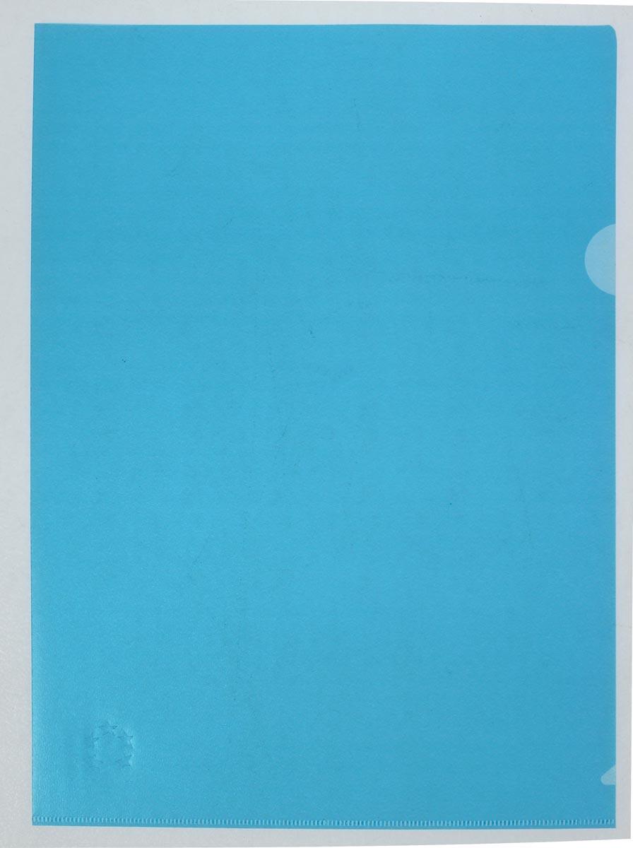 5 Star L-map blauw, pak van 25