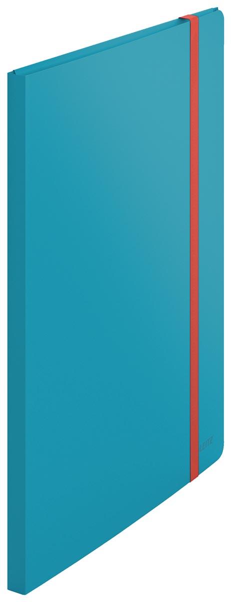 Leitz Cosy showalbum, ft A4, blauw