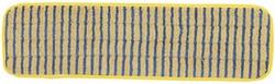 Rubbermaid mop Hygen, uit microvezels, voor vochtig reinigen met extra schrobvermogen