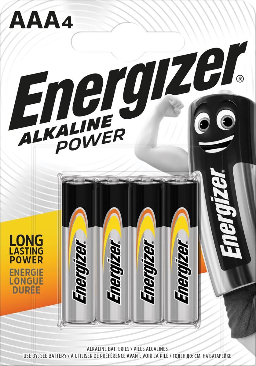 Energizer Classic AAA batterij (potlood) Alkali-mangaan 1.5 V 4 stuks