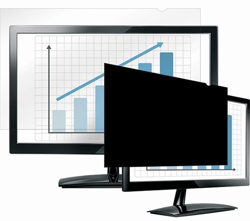 """Fellowes Privacy Filter 22"""" widescreen"""