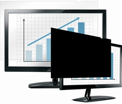 """Fellowes Privacy Filter 21.5"""" widescreen"""