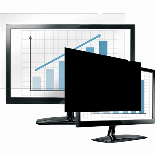 Fellowes Privacy Filter widescreen, 23 inch