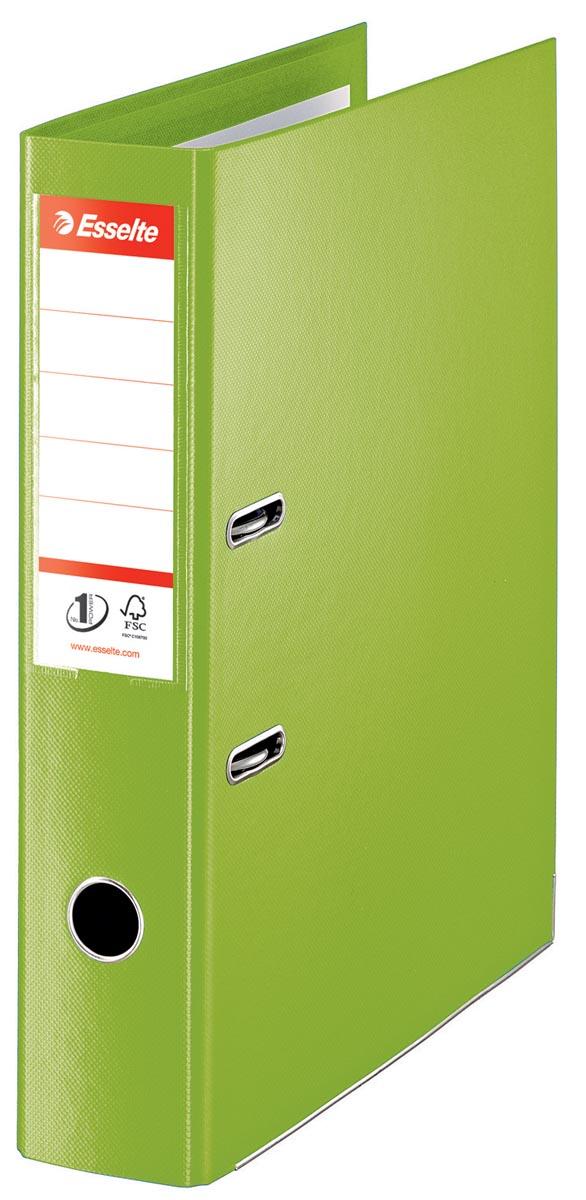 Esselte Ordner Power N° 1 Vivida ft folio, rug van 7,5 cm, groen