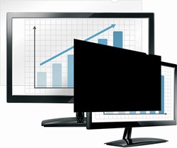 Fellowes privacy filter voor laptops van 19,5 inch, 16:9
