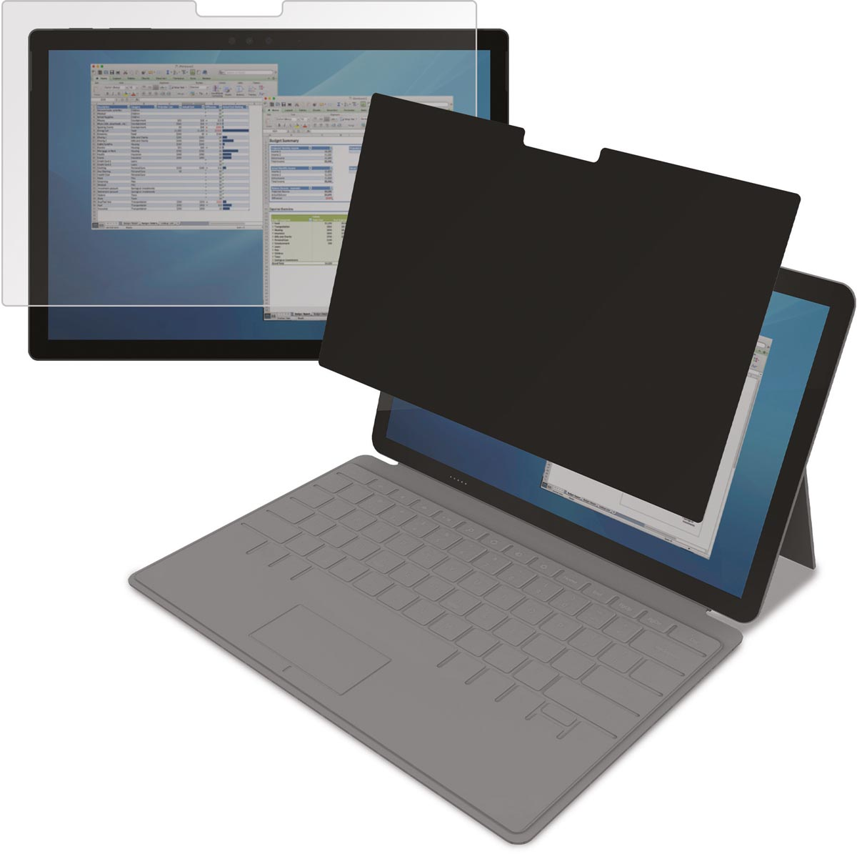 Felllowes PrivaScreen privacy filter, 13,8 inch, voor Microsoft Surface Pro 7