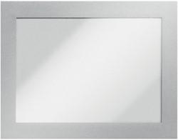 Durable Duraframe ft 10,5 x 14,8 cm (A6), zilver, 2 stuks