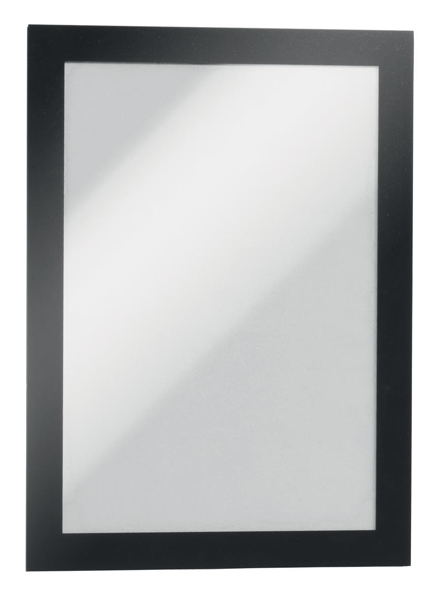 Durable Duraframe ft 14,8 x 21 cm (A5), zwart, 2 stuks