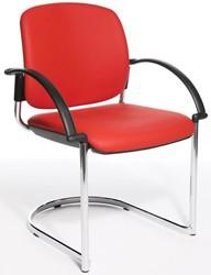 Topstar bezoekersstoel Open Chair 40, rood
