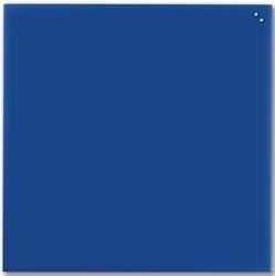 Naga magnetisch glasbord kobaltblauw, ft 100 X 100 cm