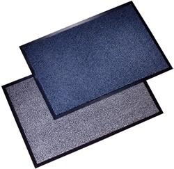 Floortex deurmat Dust Control, ft 90 x 150 cm, blauw