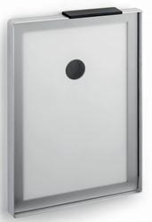 Durable Fotokader ft 10 x 15 cm, zilver