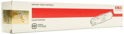 Oki Toner Kit geel - 1500 pagina's - 44973533
