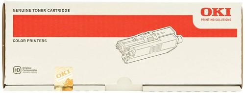 Oki Toner Kit zwart - 2200 pagina's - 44973536