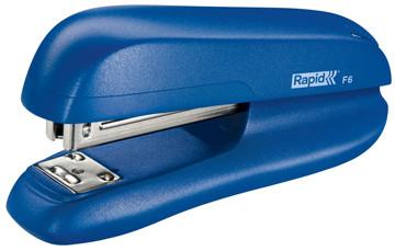 Rapid nietmachine voor 24/6 en 26/6 nietjes, blauw