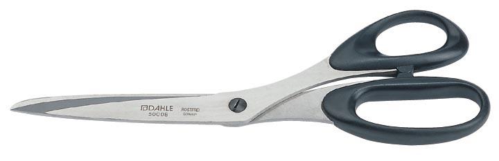 Dahle schaar Super 21 cm, voor rechtshandigen, asymmetrische ogen