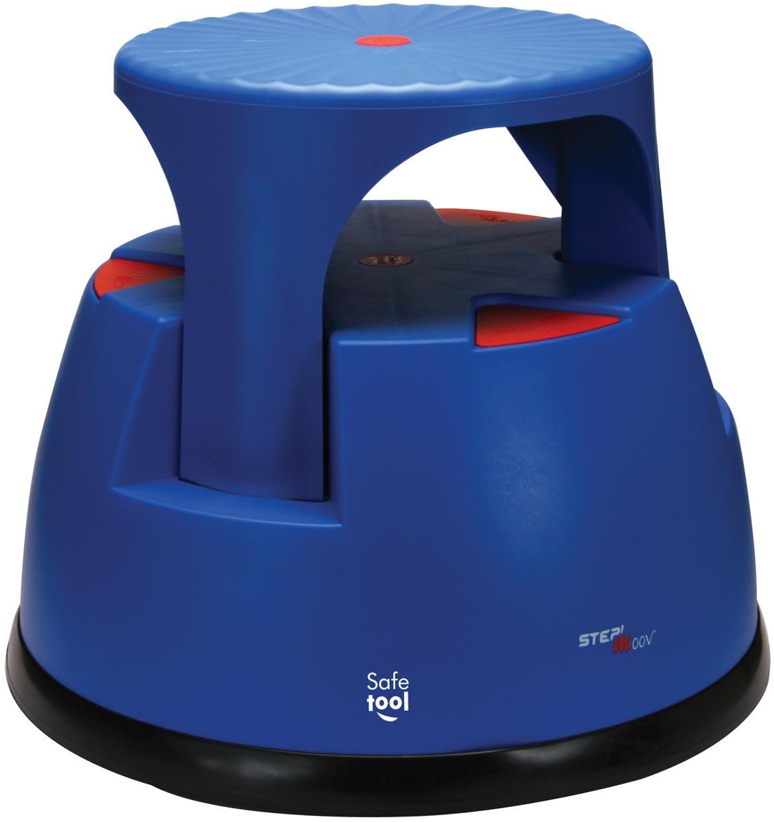Safetool rolkruk Moov, 3 posities, blauw