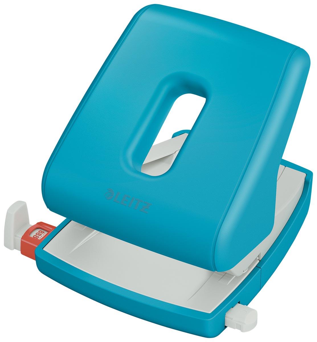 Leitz Cosy perforator, blauw