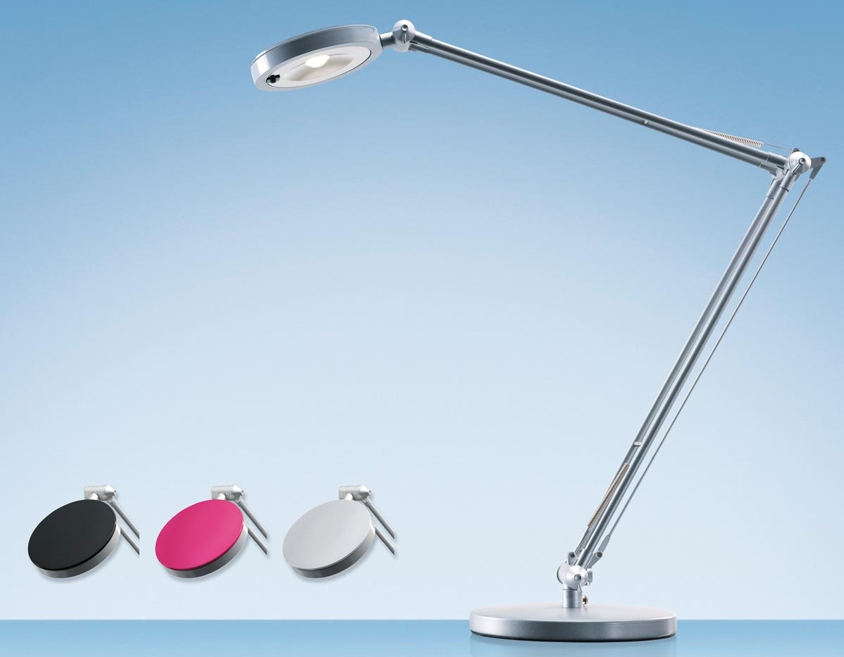 Hansa bureaulamp led you led lamp metaal bij vindiq office