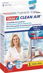 Tesa Clean Air fijnstoffilter voor printers, ft 14 cm x 10 cm (large)