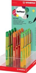 Stabilo beYou! beCrazy! vulpen Duo Colors, display met 12 stuks