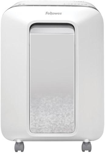 Fellowes Microshred papiervernietiger LX201, wit