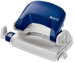 Leitz NeXXt mobiele perforator, 10 blad, blauw
