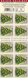 BPost postzegel nationaal, eindejaar, pak van 100 stuks