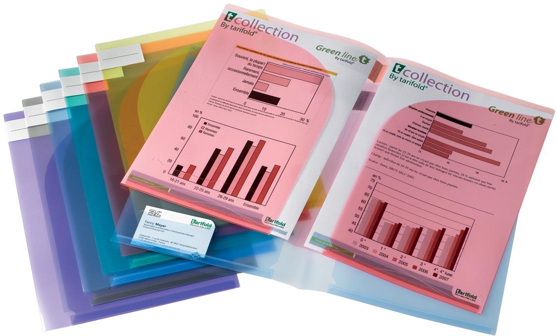 Tarifold presentatiemap A4/A3