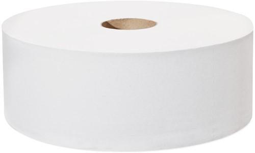 Tork toiletpapier Jumbo, 2-laags, 380 meter, systeem T1, pak van 6 rollen