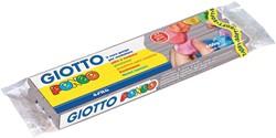 Giotto boetseerpasta Pongo grijs, pak van 450 gr