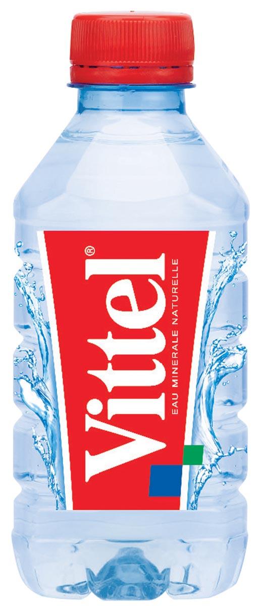 Vittel water, fles van 33 cl, pak van 24 stuks