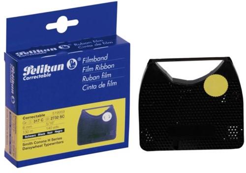 Pelikan corrigeerbare lint zwart, groep ID: 317C - OEM: 519959