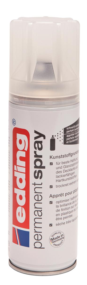 Edding Permanent Spray 5200 universele primer, 200 ml