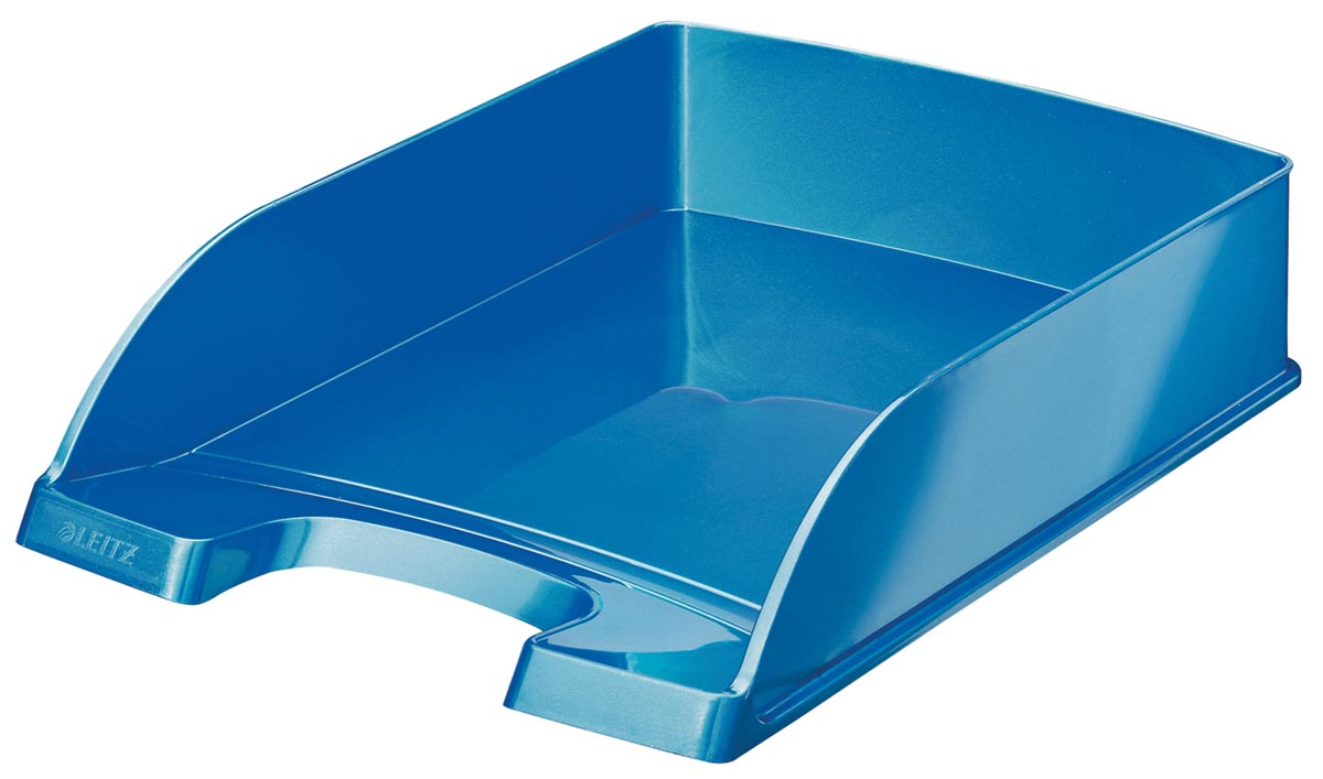 Leitz brievenbakje Plus 5226 WOW blauw
