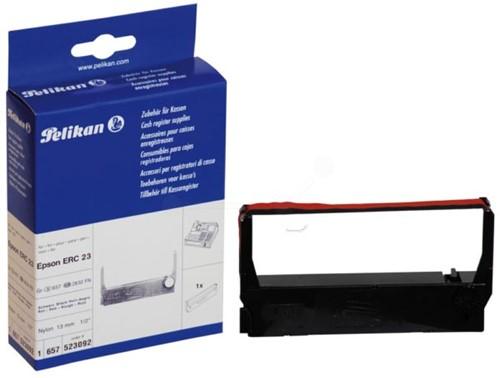 Pelikan nylontape zwart/rood, groep ID: 657 - OEM: 523092